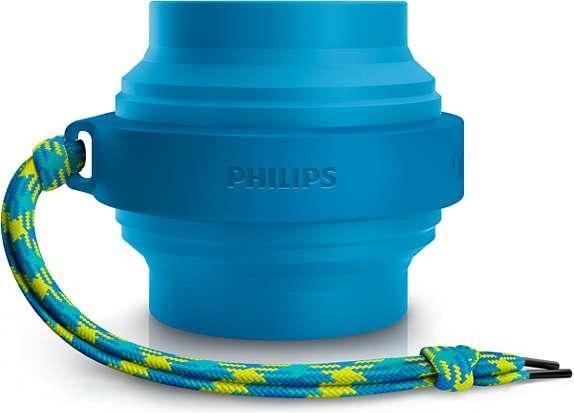 Philips BT2000A blau/grün
