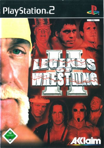 Legends of Wrestling 2 (deutsch) (PS2) -- via Amazon Partnerprogramm