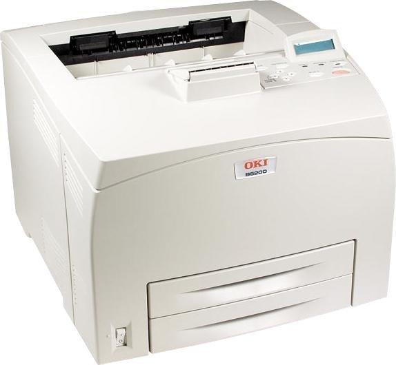 OKI B6200dn, B&W-laser (01147801)