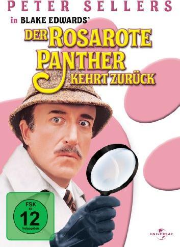 Der rosarote Panther kehrt zurück -- via Amazon Partnerprogramm