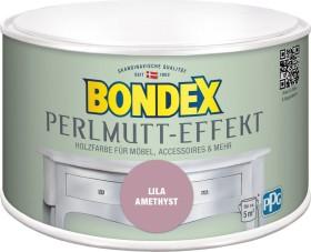 Bondex Perlmutt-Effekt Farbe innen Holzschutzmittel lila amethyst, 500ml (424272)