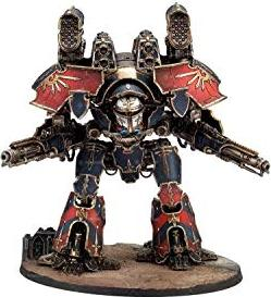 Games Workshop Warhammer 40.000 Adeptus Titanicus - Warlord Battle Titan (99120399002)