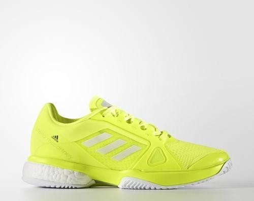 adidas Barricade Boost 2017 solar yellowfootwear white (Damen) (BB5050) ab ? 139,00