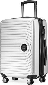 Hauptstadtkoffer Mitte TSA Spinner erweiterbar 55cm weiß (54001017)
