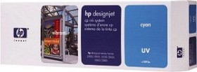 HP Ink System DesignJet CP UV cyan (C1893A)