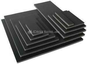 King Mod Premium damping set for Lian Li PC-8NB -- (c) caseking.de