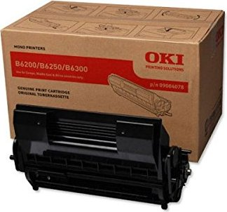OKI 09004078 bęben z toner czarny -- via Amazon Partnerprogramm