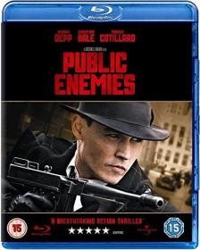 Public Enemies (Blu-ray) (UK)
