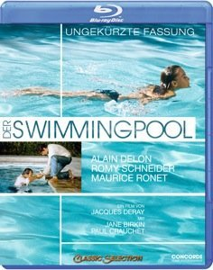 the swimming pool (Blu-ray)