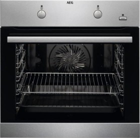 AEG Electrolux BEB350010M oven with steam support