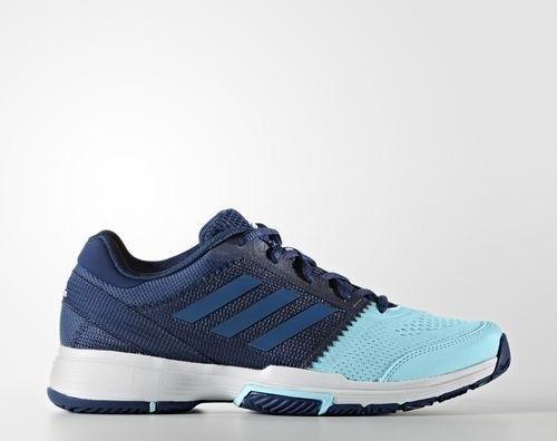 save off ac03d bad4d adidas Barricade Club mystery bluecore blueclear aqua (Damen) (BB4825