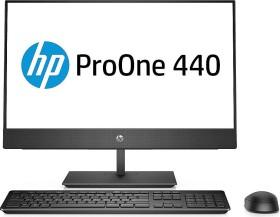 HP ProOne 440 G4 AiO, Core i3-8100T, 4GB RAM, 1TB HDD, 16GB Intel Optane, Windows 10 Pro (5FY54EA#ABD)