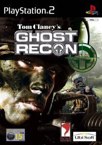 Tom Clancy's Ghost Recon (niemiecki) (PS2)