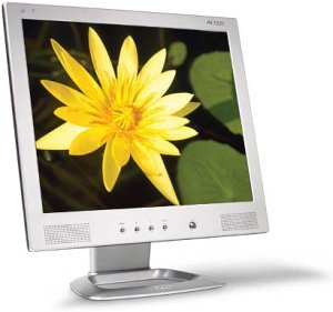 "Acer AL1531m, 15"", 1024x768, analog/digital, Audio"