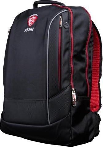 """MSI Gaming Backpack 15-17"""" backpack black (G34-N1XX009-SI9)"""