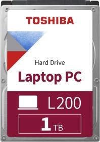 Toshiba L200 Laptop PC Slim 1TB, SATA 6Gb/s, retail (HDWL110EZSTA)