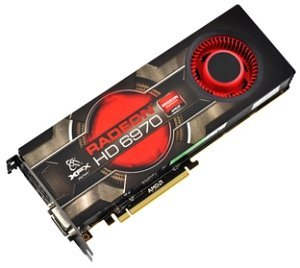 XFX Radeon HD 6970 880M, 2GB GDDR5, 2x DVI, HDMI, 2x mini DisplayPort (HD-697A-CNFC)