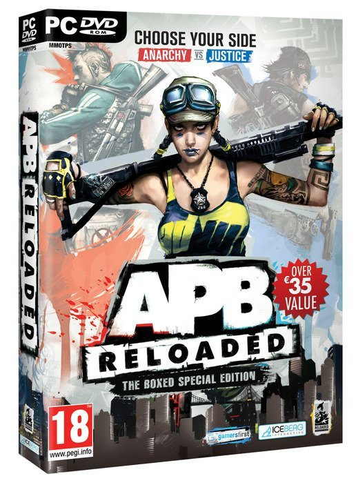 APB: All Points Bulletin - Reloaded (MMOG) (English) (PC)