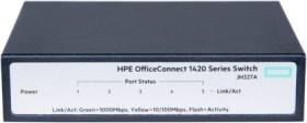 HP OfficeConnect 1420 5G desktop Gigabit switch, 5x RJ-45 (JH327A)
