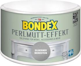 Bondex Perlmutt-Effekt Farbe innen Holzschutzmittel silberner mondstein, 500ml (424275)