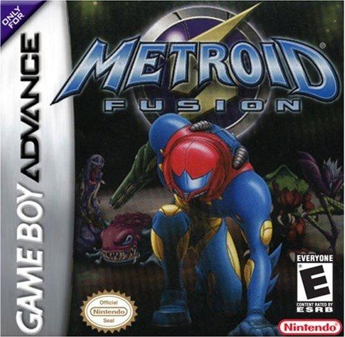 Metroid Fusion (GBA) -- via Amazon Partnerprogramm