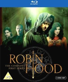 Robin Hood Season 1 (Blu-ray) (UK)