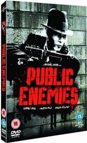 Public Enemies (DVD) (UK)