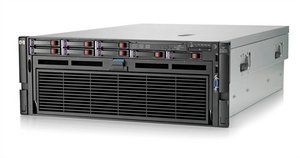 HP ProLiant DL580 G7, Xeon MP E7530 (584087-421)