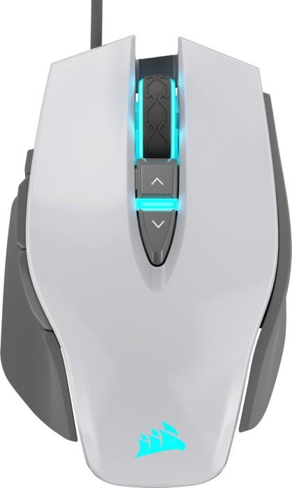Corsair Gaming M65 RGB elite white, USB (CH-9309111-EU)