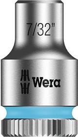 """Wera 8790 HMA Zyklop zöllig Außensechskant Stecknuss 1/4"""" 7/32""""x23mm (05003515001)"""
