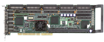 ICP GDT8563RZ, 6 x U160, RAID 0 / 1/4/5/10, 64bit