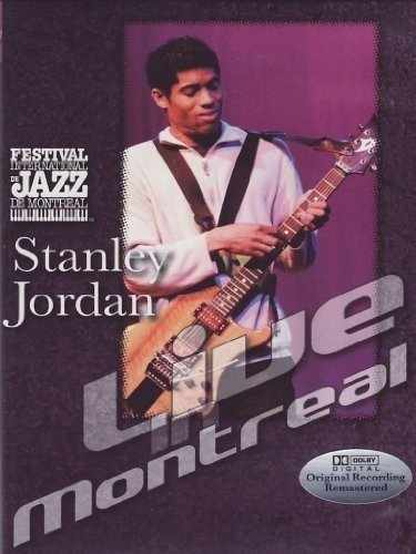 Stanley Jordan - Live in Montreal -- via Amazon Partnerprogramm