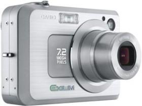 Casio Exilim EX-Z750 silber