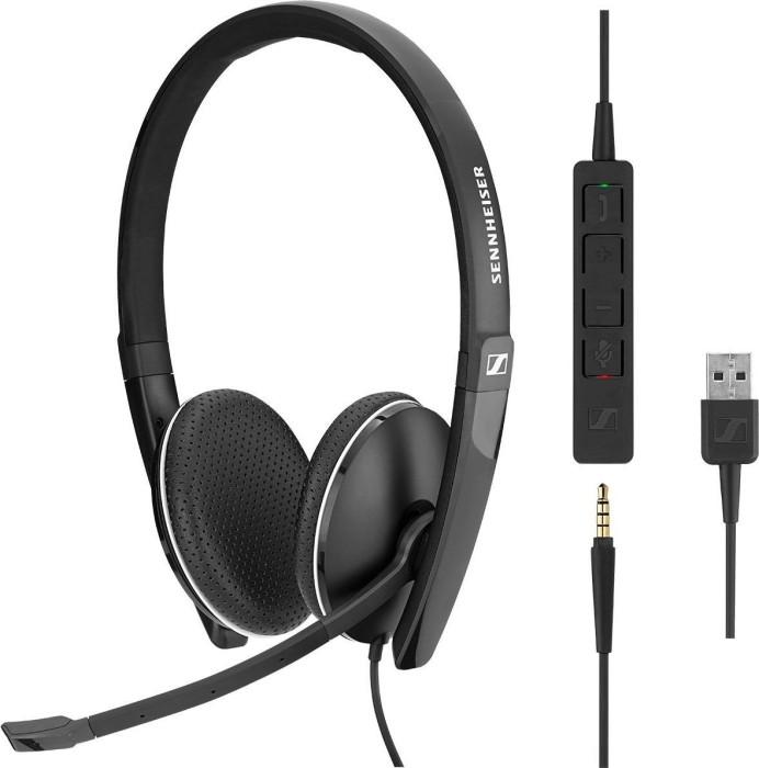 Sennheiser SC 165 USB schwarz (508317)