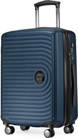 Hauptstadtkoffer Mitte TSA Spinner erweiterbar 55cm dunkelblau (54001021)