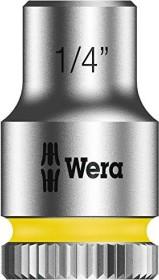 """Wera 8790 HMA Zyklop zöllig Außensechskant Stecknuss 1/4"""" 1/4""""x23mm (05003516001)"""
