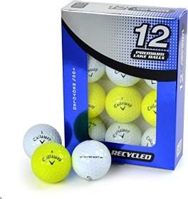 Callaway Lake balls, 12 pieces