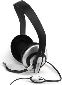 Creative HS-600 Headset (51MZ0120AA001)
