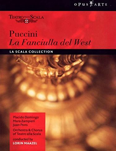 Giacomo Puccini - La Fanciulla del West/La Scala -- via Amazon Partnerprogramm