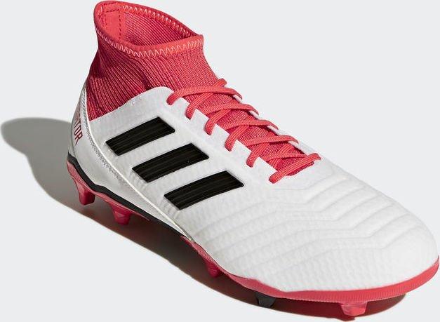 adidas Predator 18.3 FG ftwr whitecore blackreal coral (Herren) (CM7667) ab ? 40,95