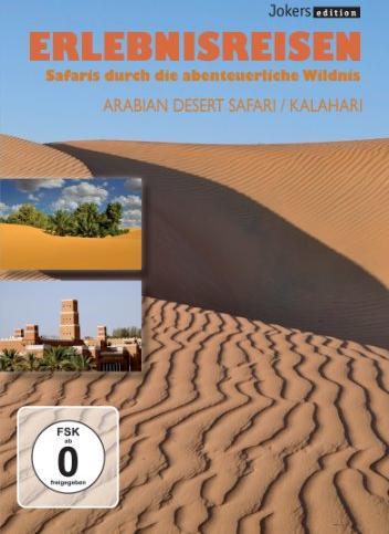 Reise: Kalahari -- via Amazon Partnerprogramm