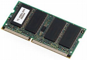 Toshiba PA3152U-1M12 SO-DIMM 128MB SDR
