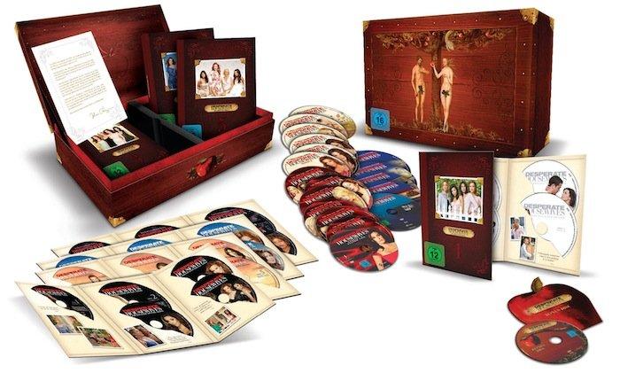 Desperate Housewives Box (Season 1-8)