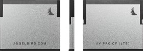 Angelbird R550/W490 CFast 2.0 CompactFlash Card [CFAST2.0] AV PRO 1TB, 2er-Pack (AVP1TBCFX2)