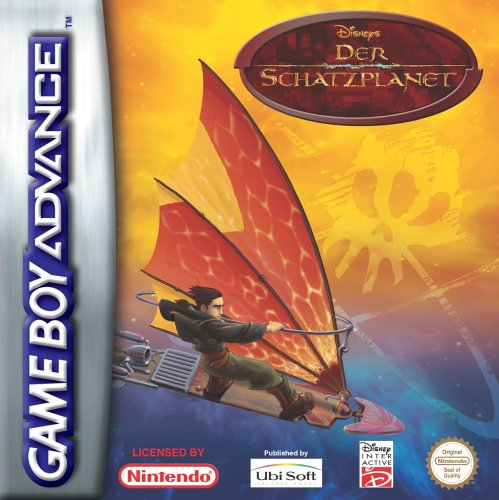 Treasure Planet (GBA) -- via Amazon Partnerprogramm