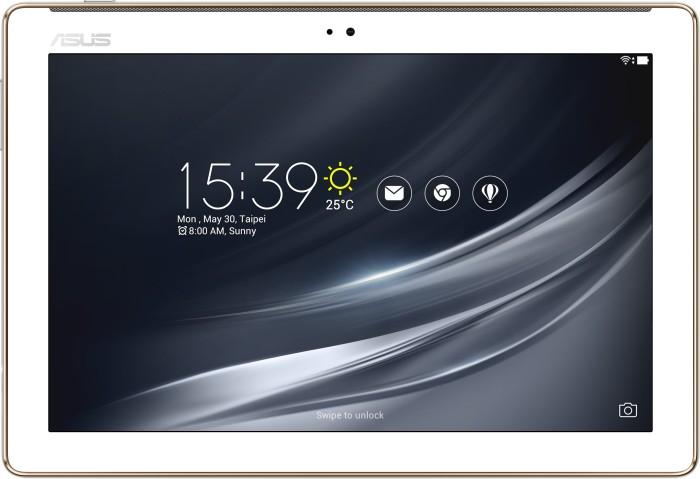 ASUS ZenPad 10 Z301MFL Pearl white, 3GB RAM, LTE, 32GB Flash, weiß (90NP00L1-M00910)