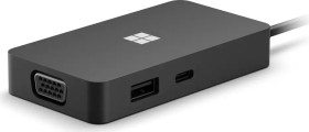 Microsoft Surface USB-C Travel Hub, USB-C 3.1 [Stecker] (1E4-00002/1E4-00003)