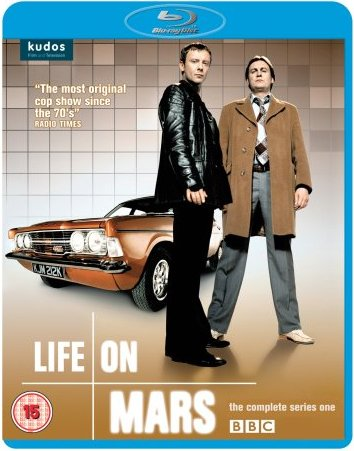 Life on Mars Season  1 (Blu-ray) (UK) -- via Amazon Partnerprogramm