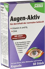 Eyes-active capsules, 60 pieces