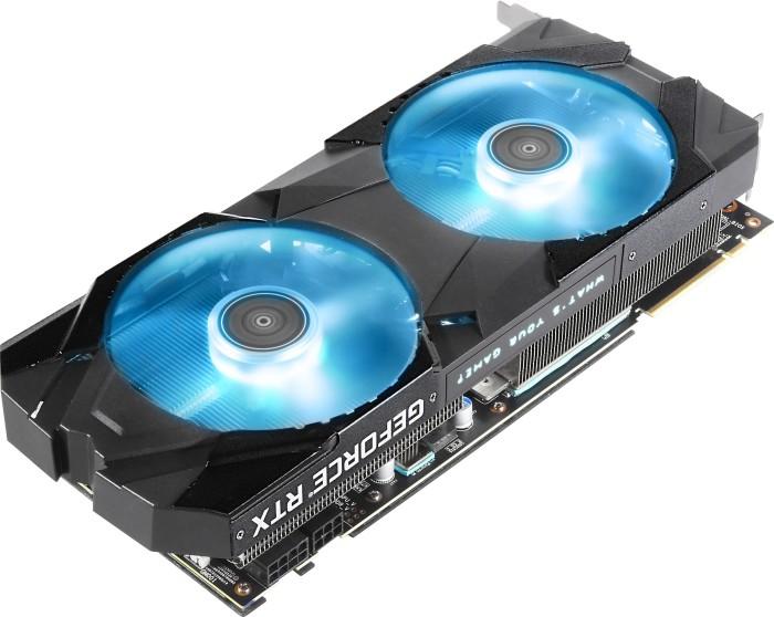 KFA2 GeForce RTX 2080 EX [1-Click OC], 8GB GDDR6, HDMI, 3x DP (28NSL6UCU9EK)